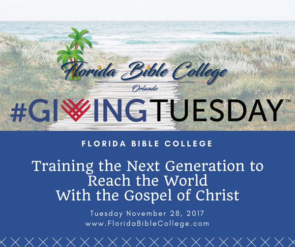 Florida Bible College - How to get involved in