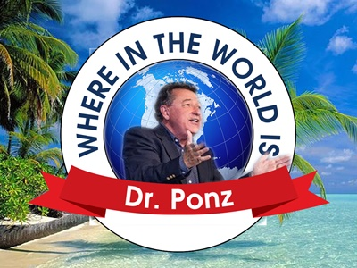 Where in the World is Dr. Ponz?